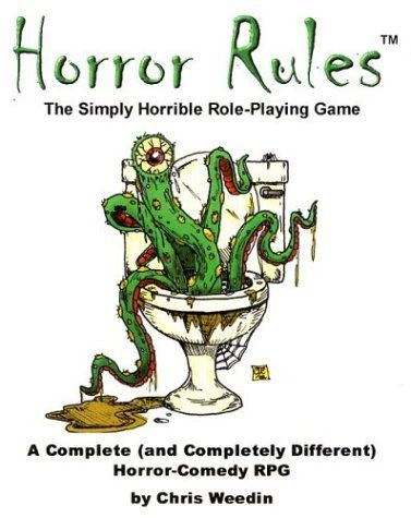 Horror Rules: The Simply Horrible Roleplaying Game by Chris Weedin http://www.amazon.com/dp/1591962749/ref=cm_sw_r_pi_dp_r.xKub0H0P5P9