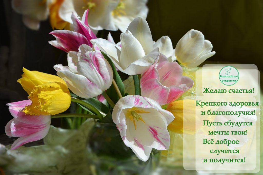 Открытка пожелание счастья и здоровья, про любовь страсть