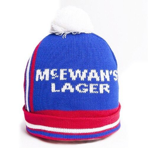 b21ccfeb 9 in a row Rangers bobble hat @footballbobbles Link in bio #rangers #gers  #rfc #footballshirtcollective