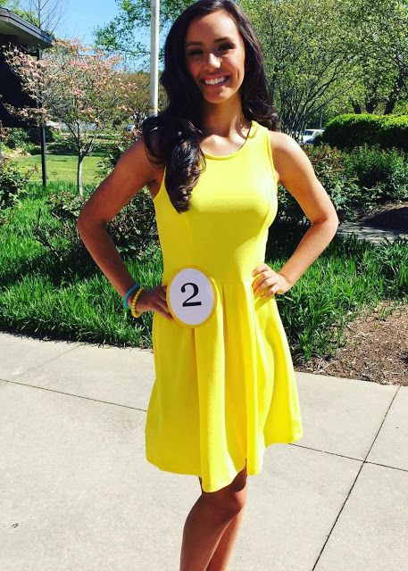 Share Your Sassy | Madison in our Buttercup Yellow Dress | Sassy Shortcake