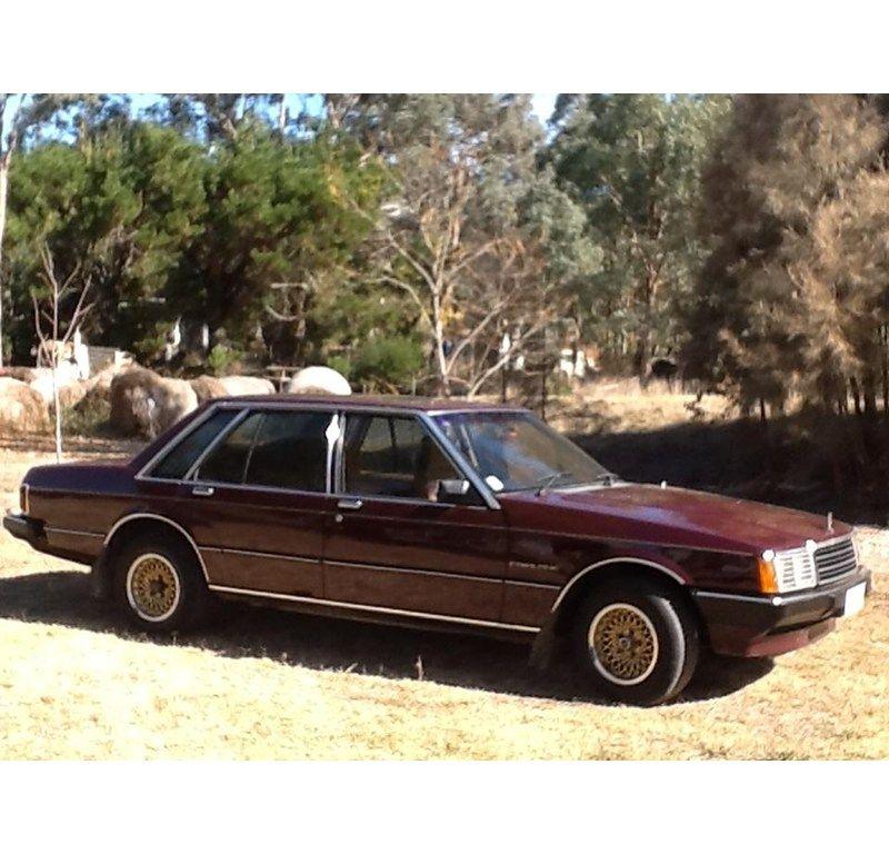 1981 FORD FAIRLANE ZJ for sale   Trade Unique Cars Australia ...