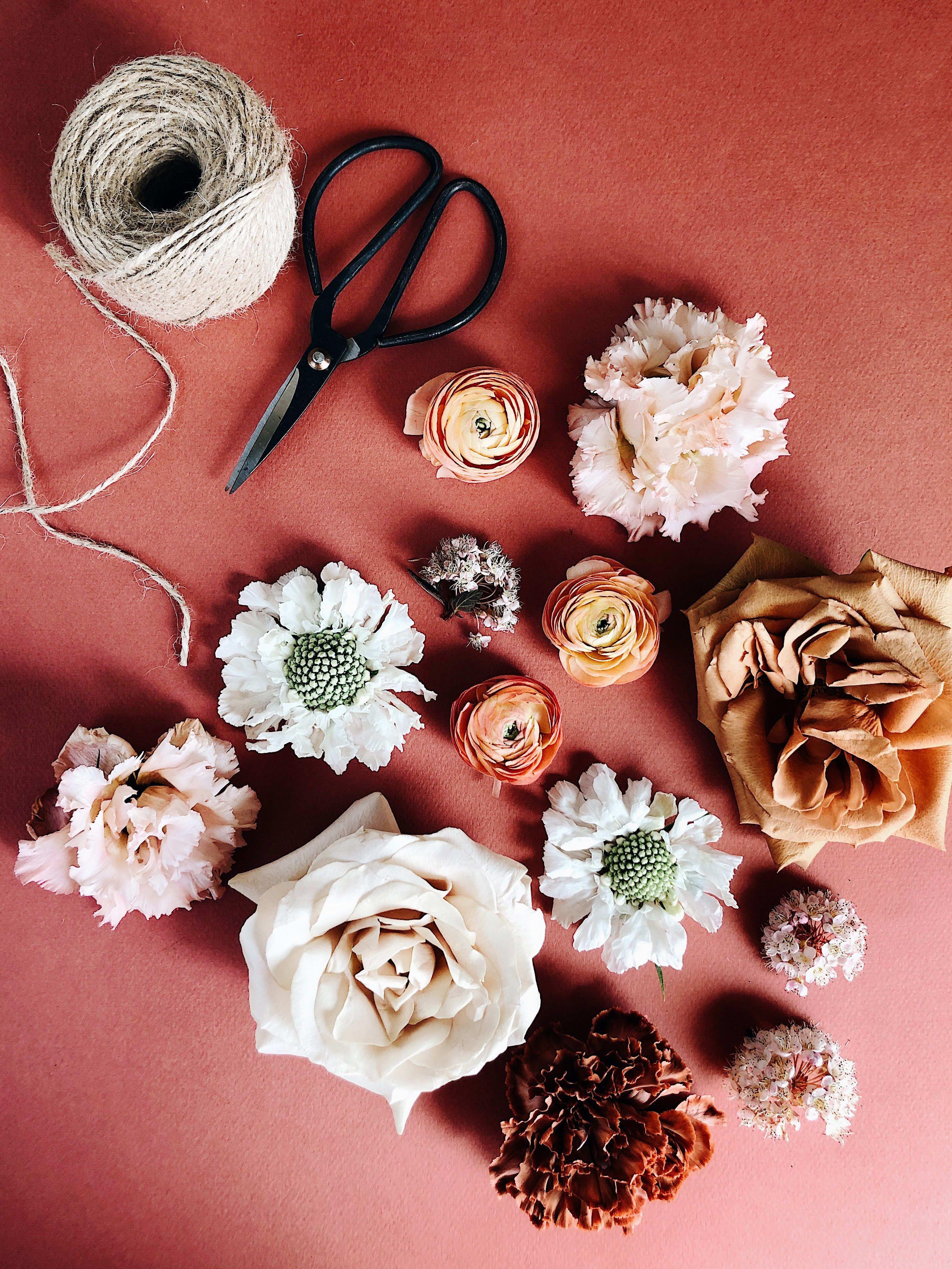 Easy diy flower bouquets to make in 4 simple steps diy