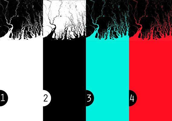Sunderban Delta Featuring Earth Printable Art Digital