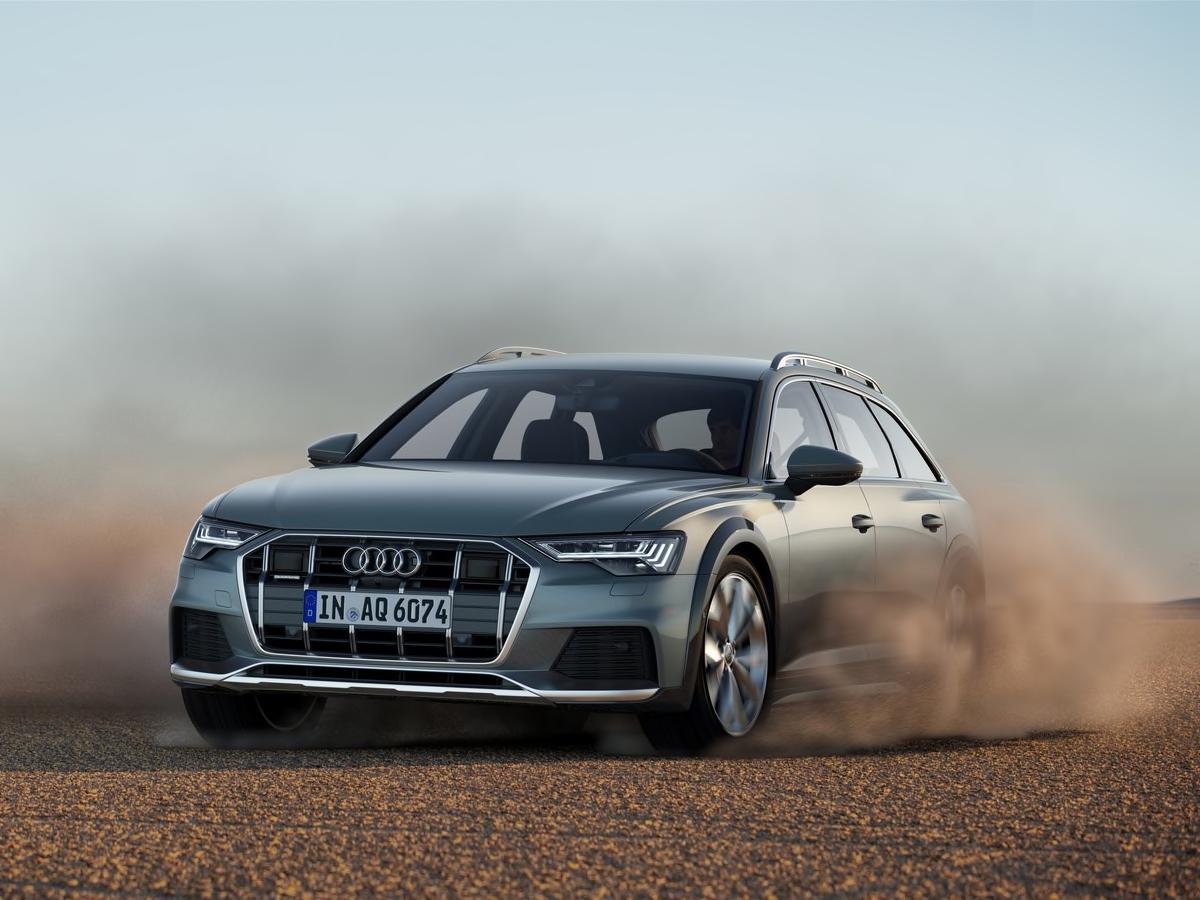 2020 Audi A6 Allroad Wagon Set To Return Audi A6 Allroad Audi A6 Audi Allroad