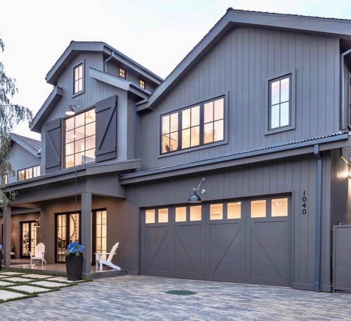 Dark Exterior Ideas to Revolutionize Your House Dream