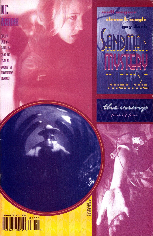 Sandman Mystery Theatre #16