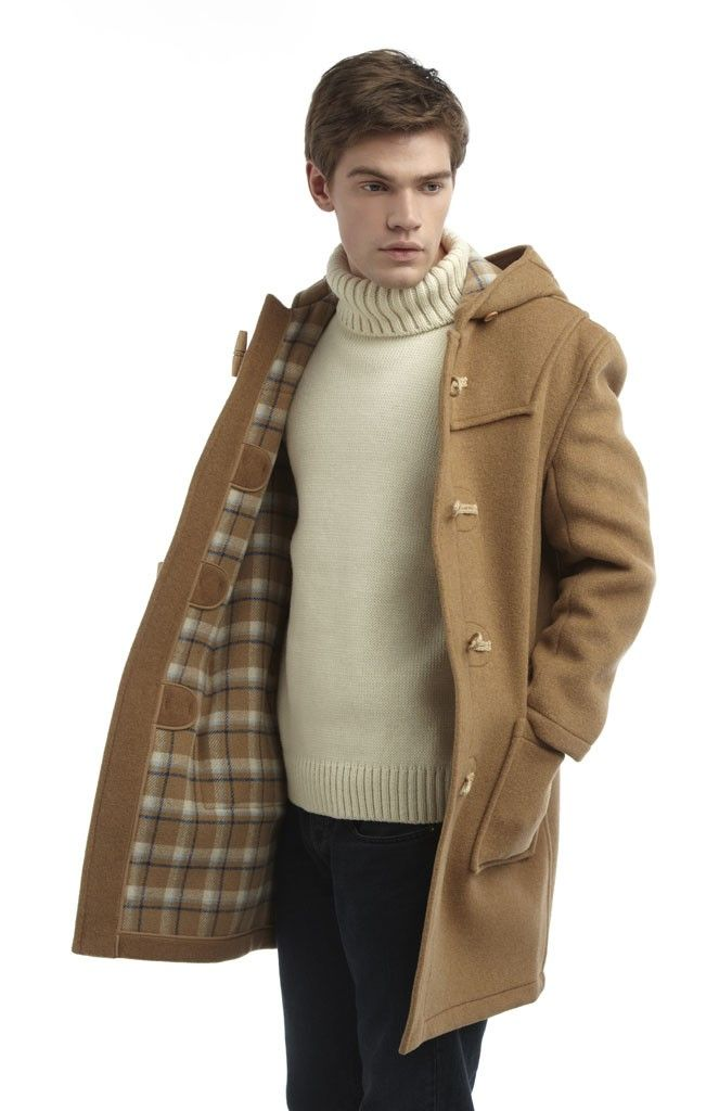 mens duffle coat - Google Search | General 'Broke' board ...