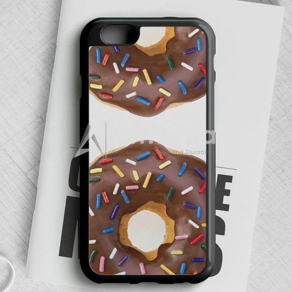 Donut Ink Pattern iPhone 6/6S Case | armeyla.com