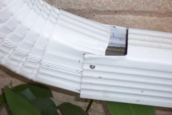 Handymanxchange Com Home Repair Gutter Drainage Rain Gutters