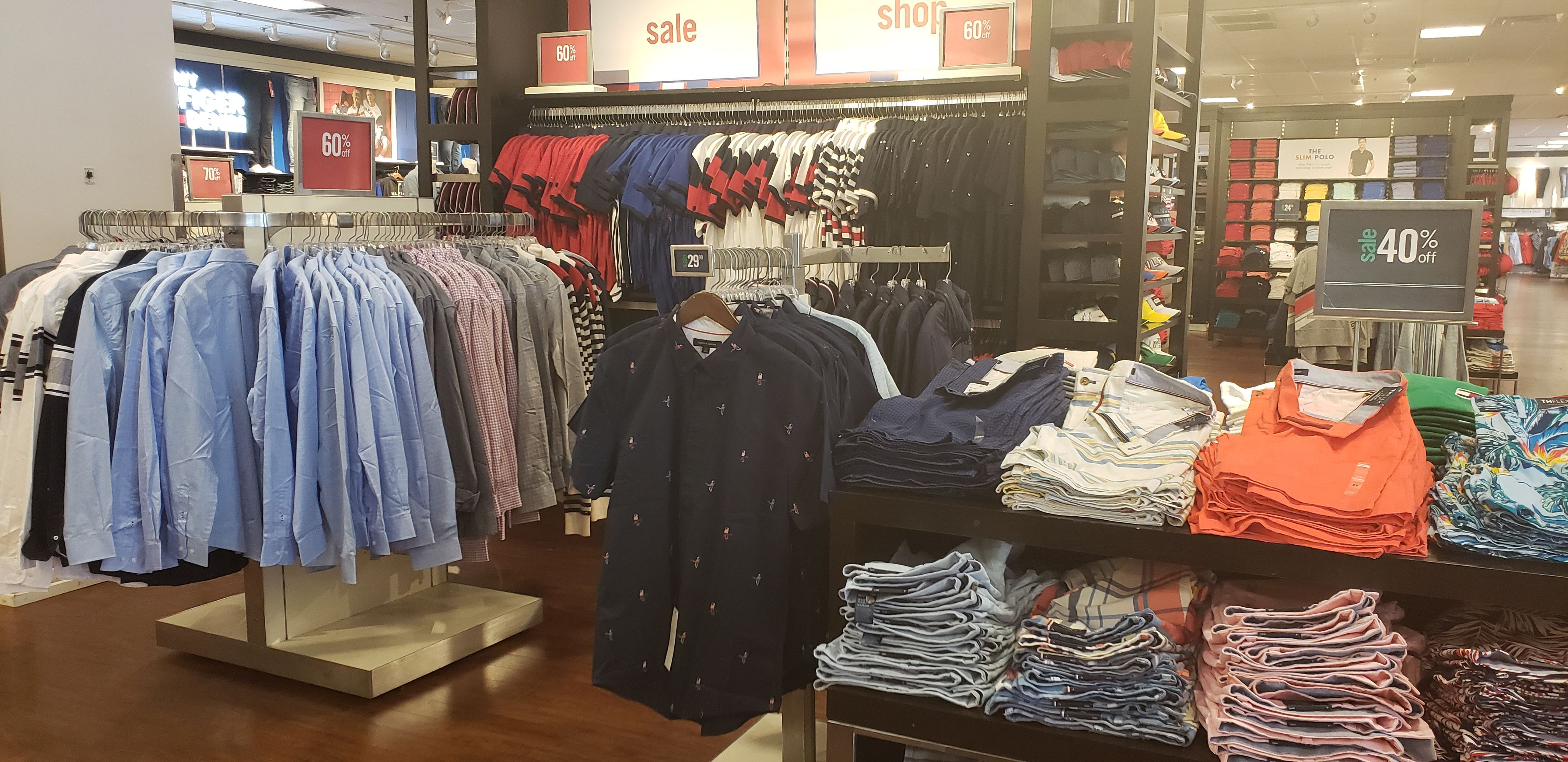 It is a picture of Selective Tommy Hilfiger Outlet Coupon Printable