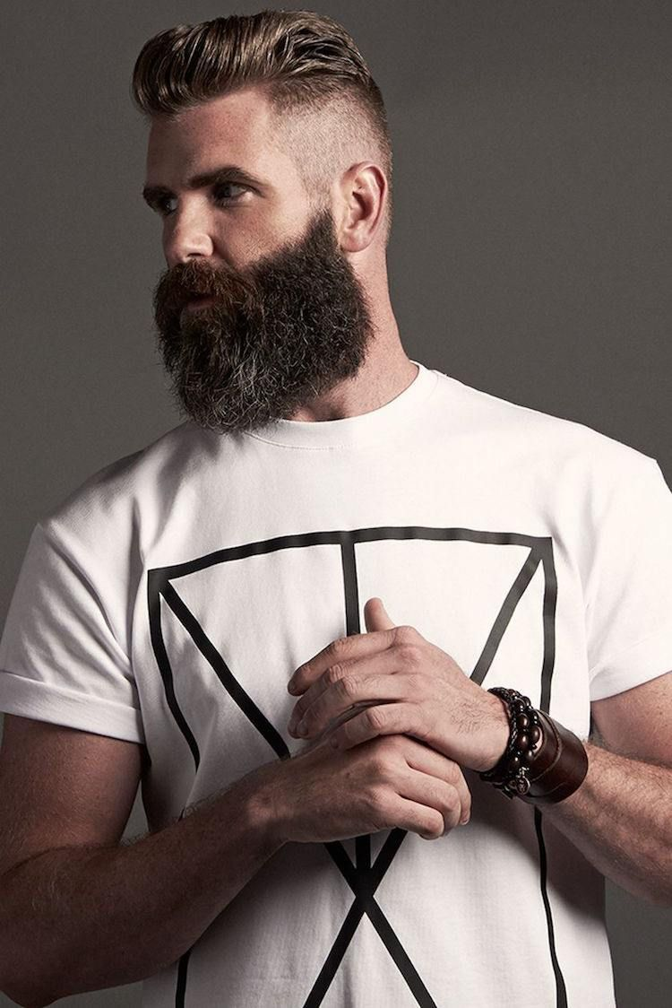 Fabuleux Quel style de barbe choisir et à quelle coupe de cheveux l #WZ_64
