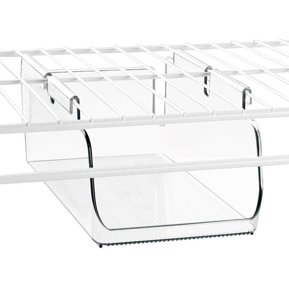 The Under Shelf Storage Bin gives you an easy way to store and ...