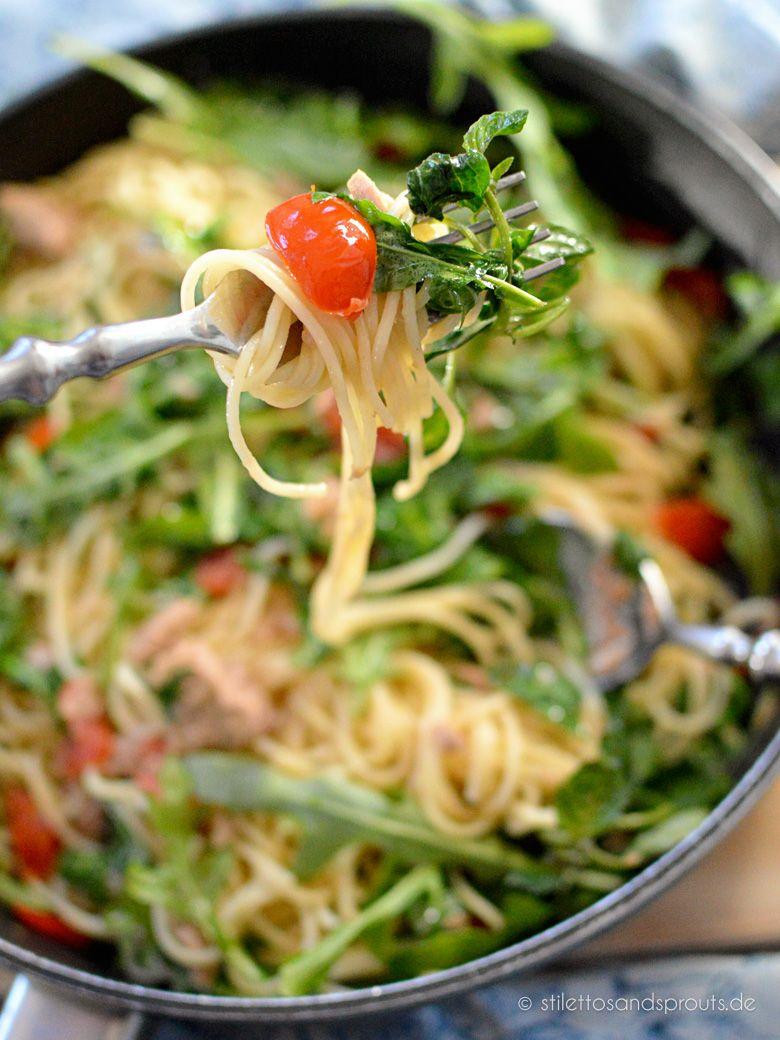 Pasta Mit Thunfisch Jamie Oliver