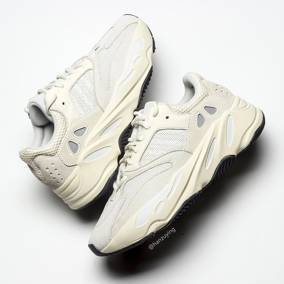 23d5550fbc809 Detailed Look At The adidas Yeezy Boost 700 Analog Yeezy Boost
