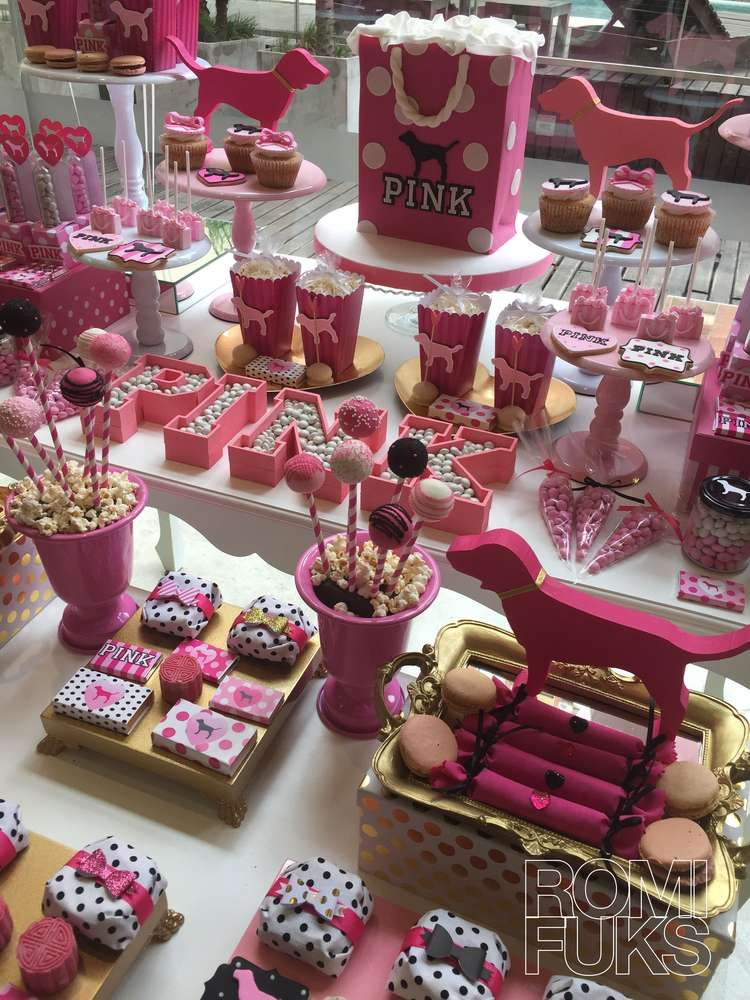Birthday party ideas also best pink images in rh pinterest