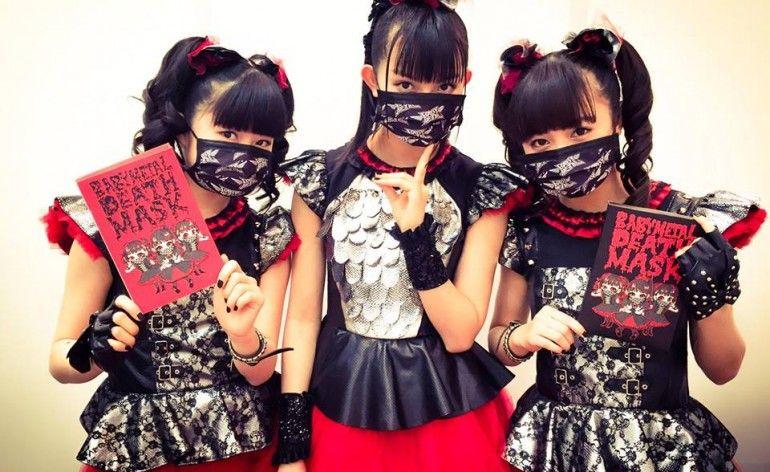 pin by 岸田英志 on music babymetal jpop kawaii fashion cool bands