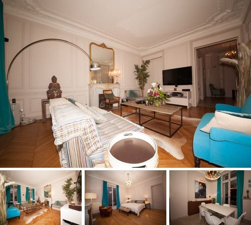 Rue De Berri   Paris   2 Bedroom Apartment