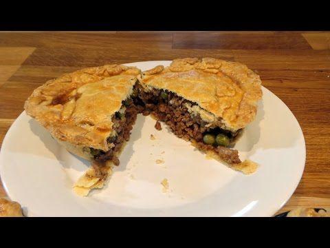 Individual Minced Steak Pies | Steak pie, Recipes ...