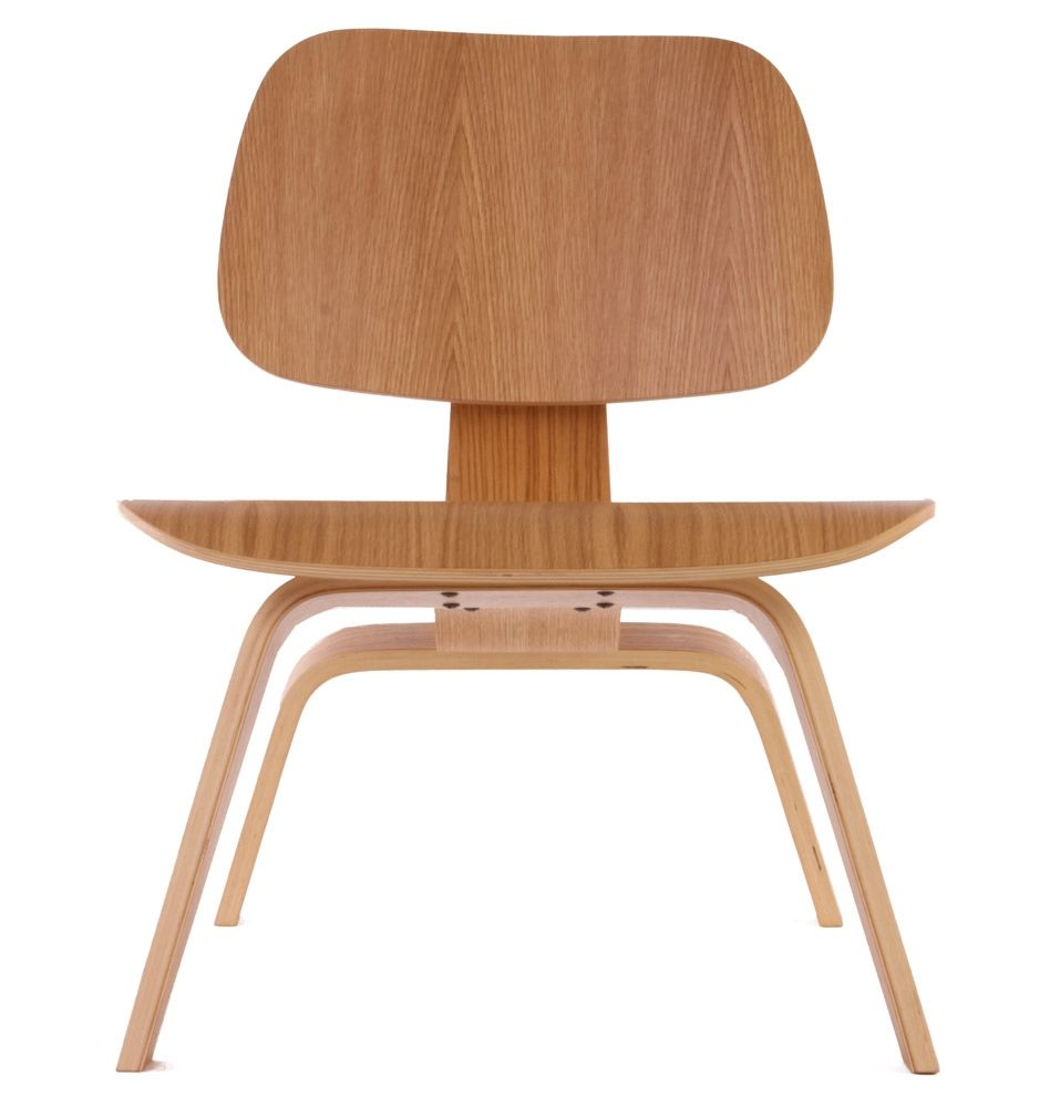 Replica Eames LCW (Lounge Chair Wood) by Charles and Ray