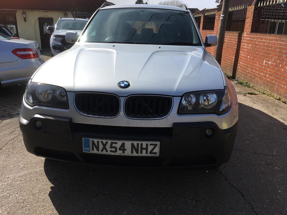 2004 bmw x3 2.0d se spares or repair manual no reserve | Bmw x3 ...