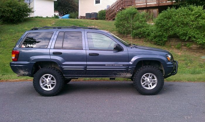Post Your Lifted Zj Wj Page 5 Jeep Cherokee Forum Jeep Wj