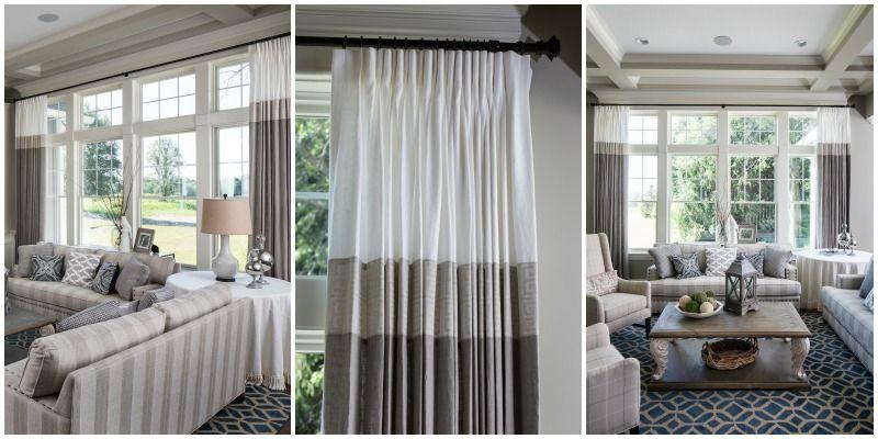 Window Treatments for TwoStory Windows Window design Window and
