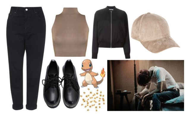 """""""Untitled #60"""" by the-dark-unicorn ❤ liked on Polyvore featuring WearAll, T By Alexander Wang, River Island, Topshop and Livingly"""