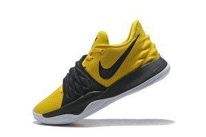 f2ebf8407055 Mens Nike Kyrie Low EP Amarillo Yellow Black AO8980 700 Basketball Shoes