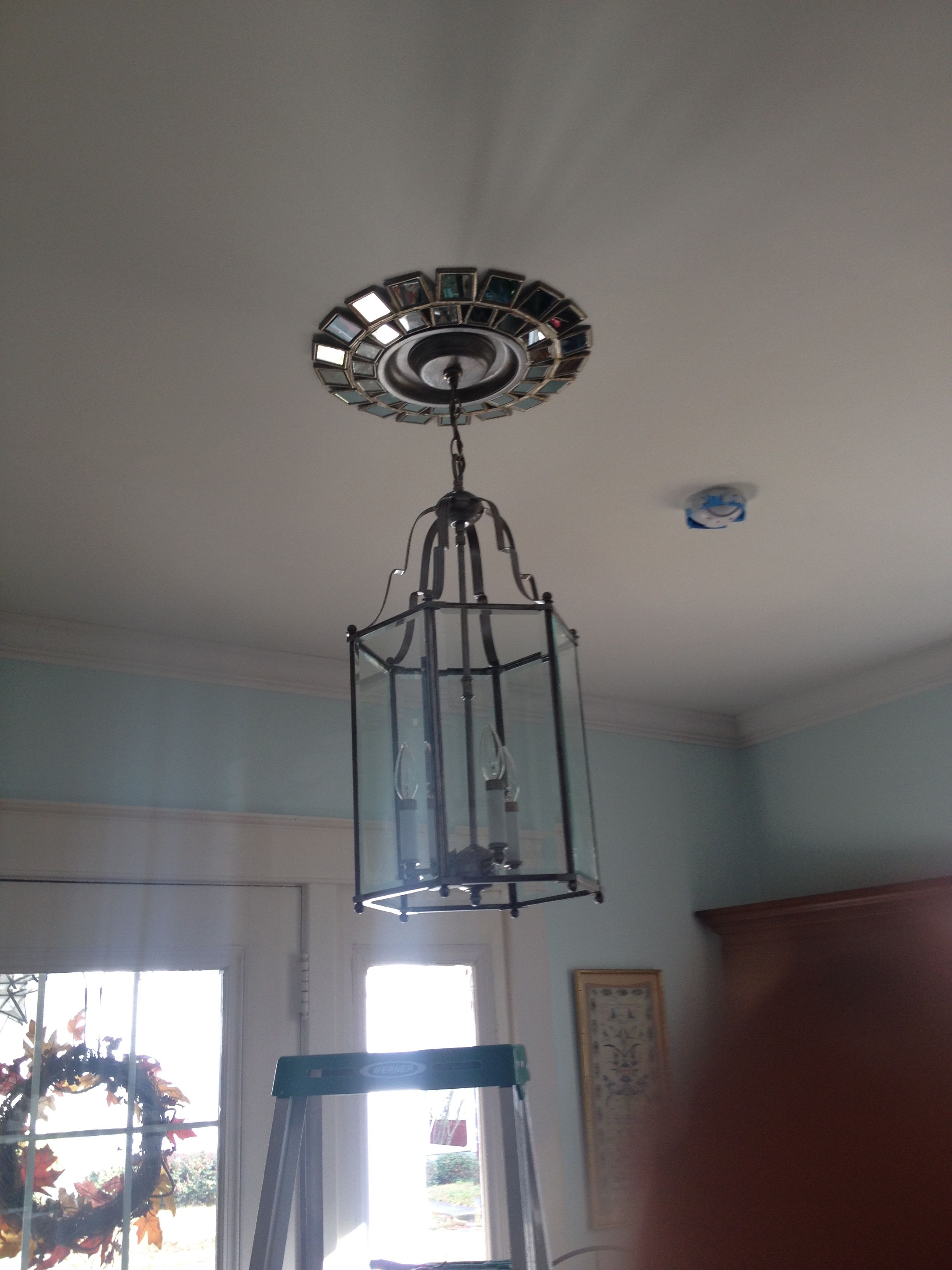 guaranteed canada in our with pin inch by brass group elk ceiling lowest brookdale bronze westmore selection shop antique at medallion the lighting lowe s of medallions price find