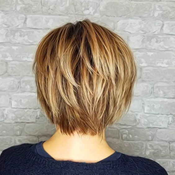 60 Short Shag Hairstyles That You Simply Can't Miss