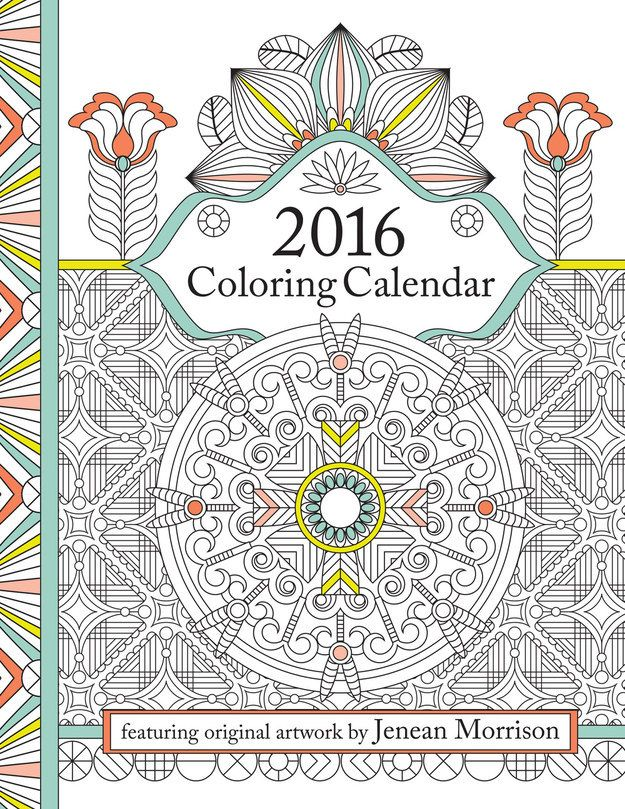 21 Coloring Books That Will Calm You The Heck Down Coloring