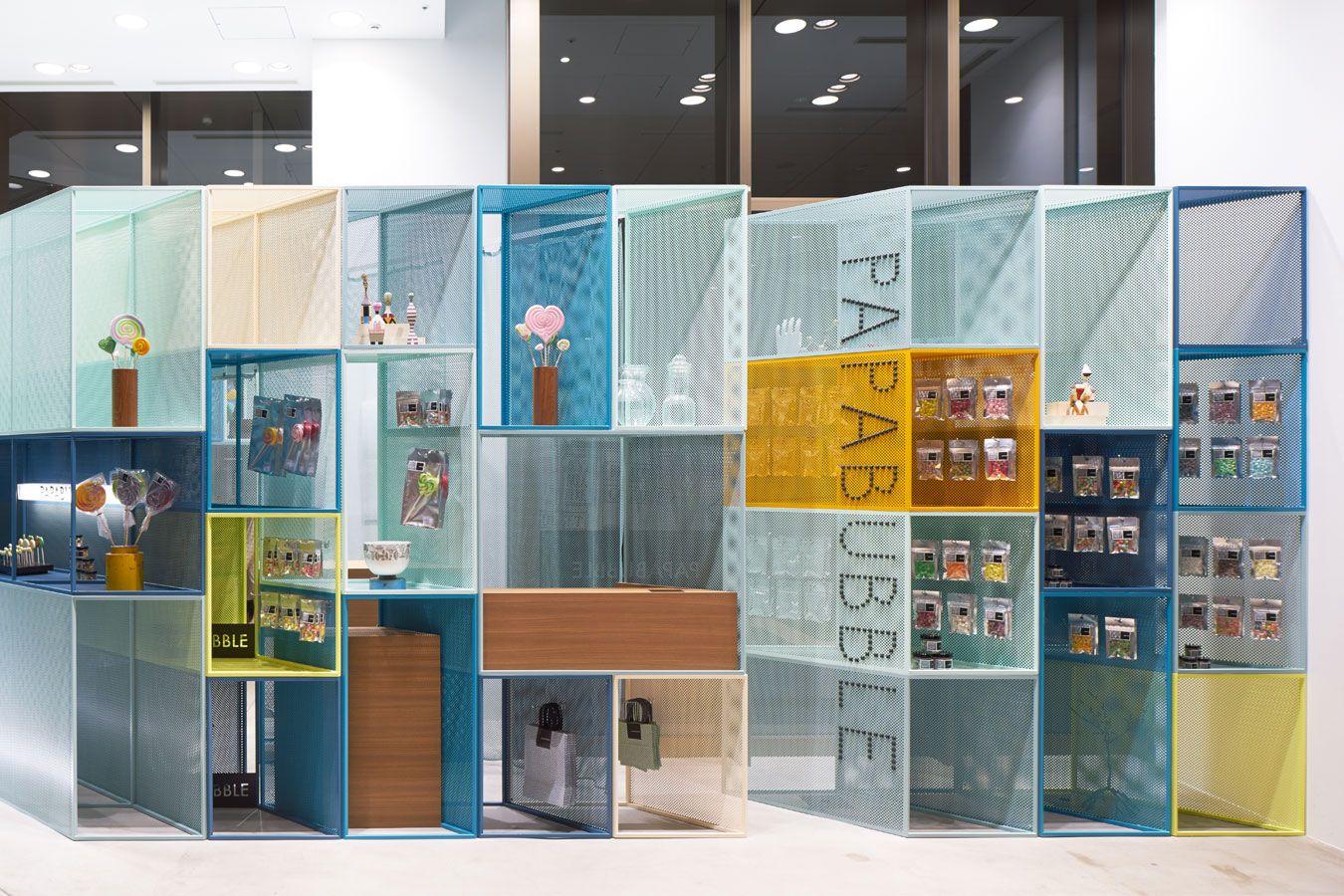 パパブブレ ルクア大阪店   Tato Architects – タトアーキテクツ / 島田陽建築設計事務所