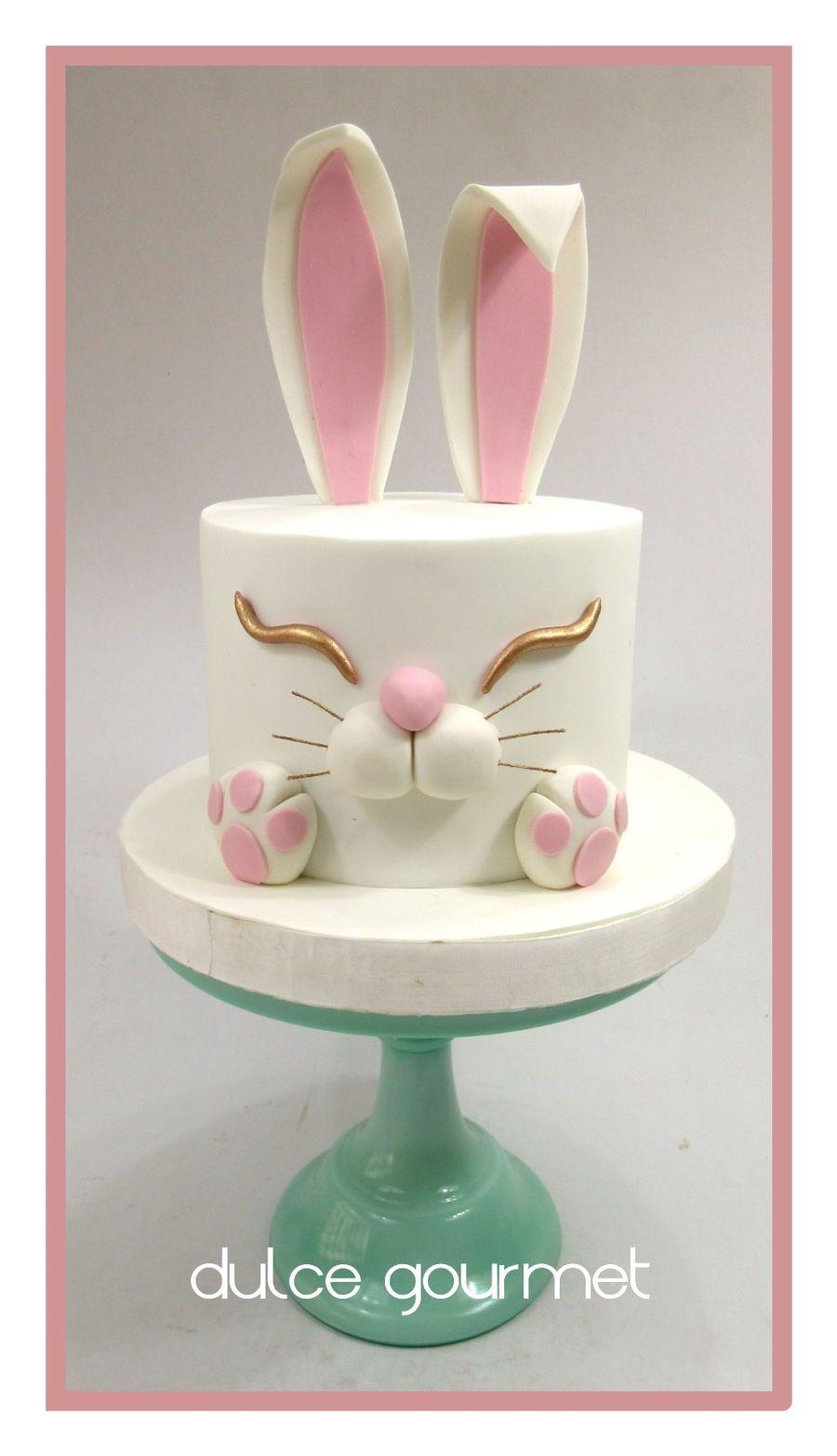 Bunny Easter Cake on Cake Central easter Pinterest Cake