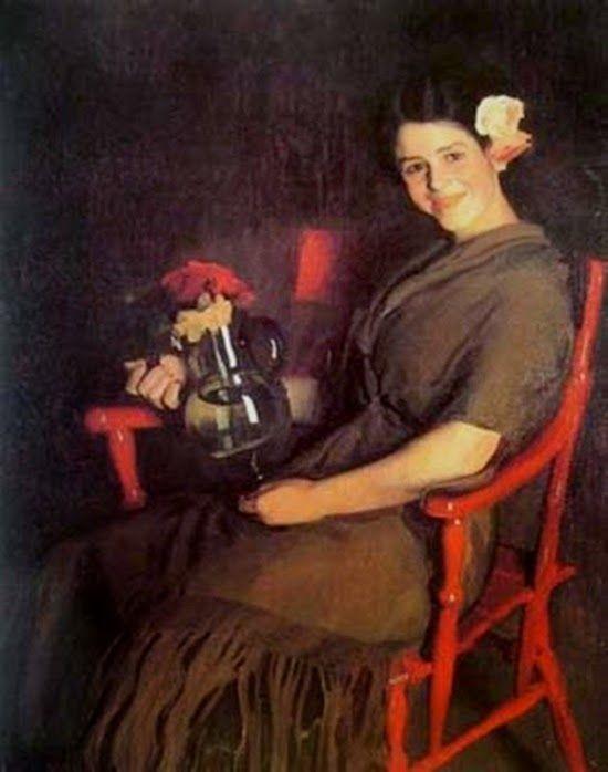 Jos mar a rodr guez acosta spanish artist 1878 1941 - Maria jose rodriguez rodriguez ...