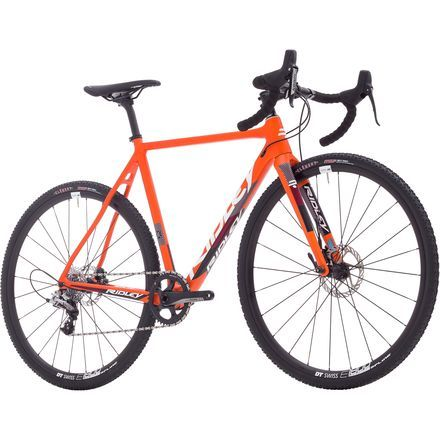 50347a34e13 The 2018 Ridley X-Night Disc Rival 1 Complete Cyclocross Bike is ready to  do battle with its perfect blend of new technology and classic Euro design  in any ...