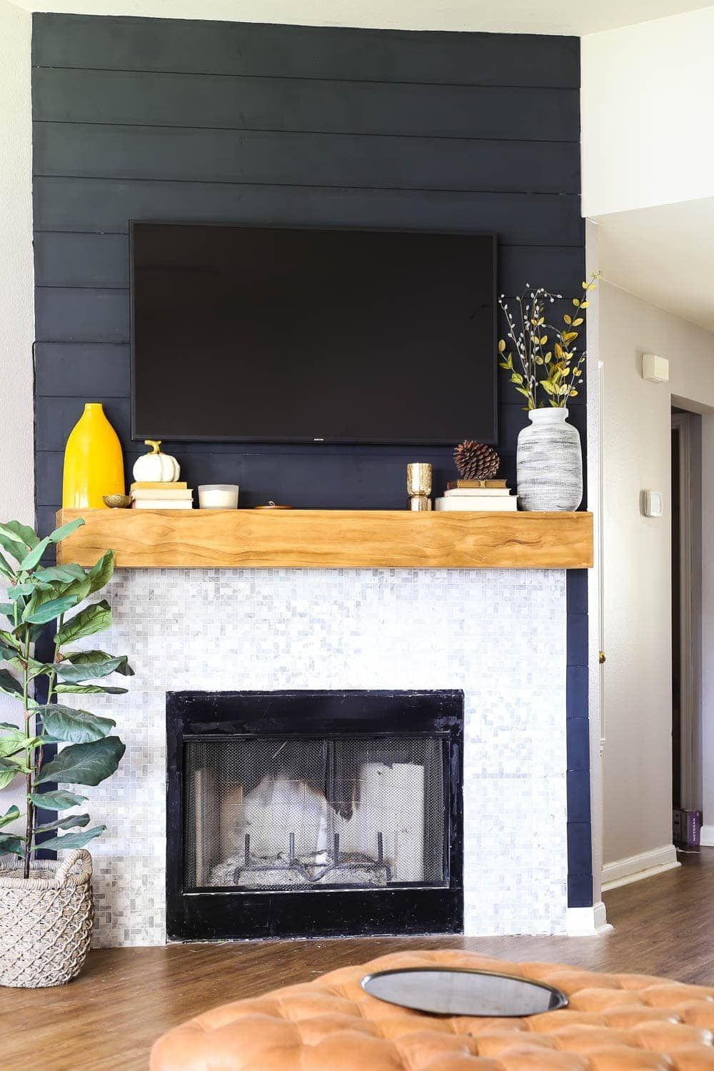Excellent Screen Fireplace Makeover with tv Popular Presently there are loads of...-- Excellent Screen Fireplace Makeover with tv Popular Presently there are loads of interesting fireplace remodel concepts of course, if you are looking for the most beneficia #Excellent #Fireplace #Makeover #Popular The Effective Pictures We Offer You About round fireplace makeover  A quality picture can tell you many things. You can find the most beautiful pictures that can be presented to you about  fireplace