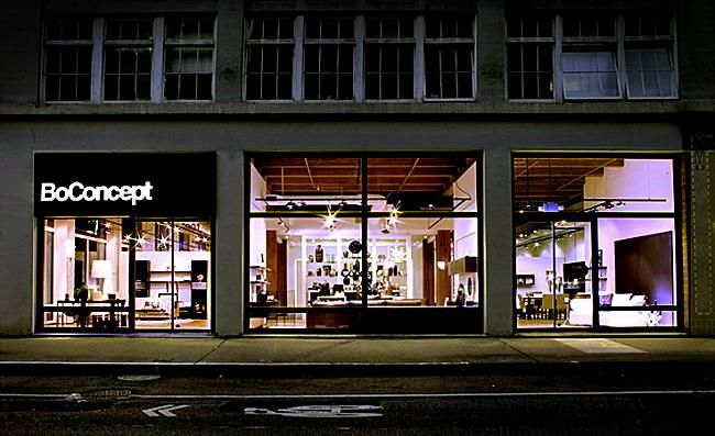 Boconcept Store | BoConcept Comes To Bellevue | UrbanCondoSpaces | Seek.  Live. Urban.