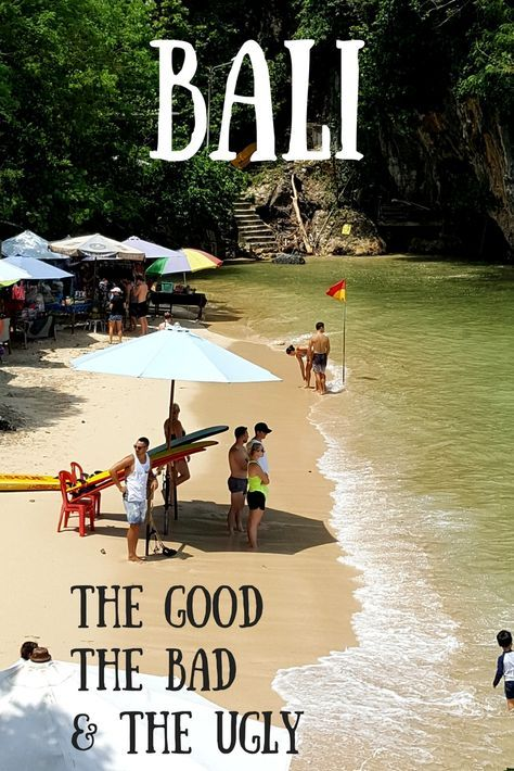 Is Bali just the playground of Aussie Bogans or does it offer something for everyone?