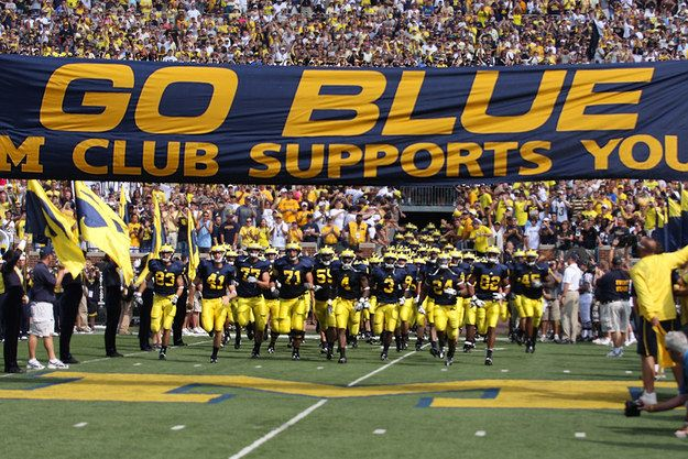 Team | 19 Words You Don't Actually Understand Unless You Went To The University Of Michigan