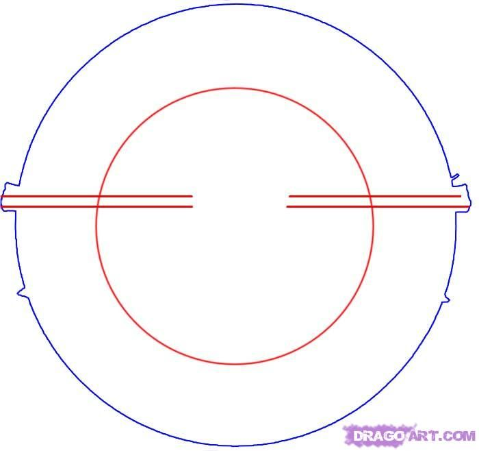 How To Draw Guns N Roses Symbol Step 210000000010535g 700658