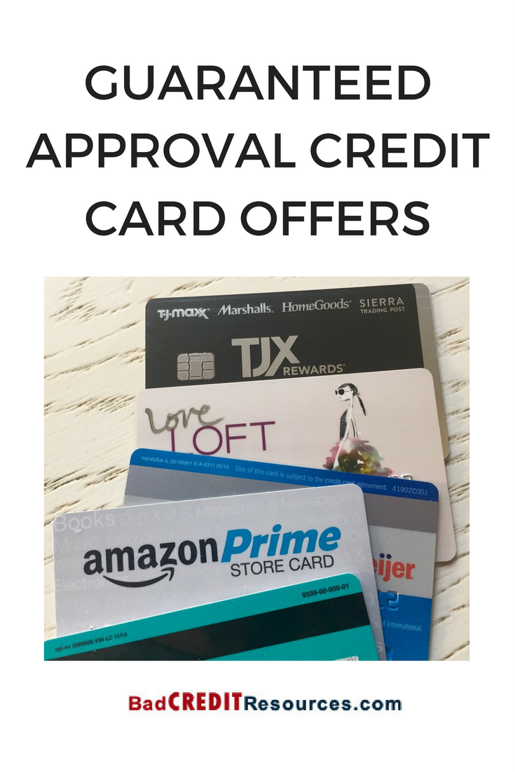 Guaranteed Approval Credit Card Offers Guaranteed Approval Credit Card Credit Card Offers Secure Credit Card