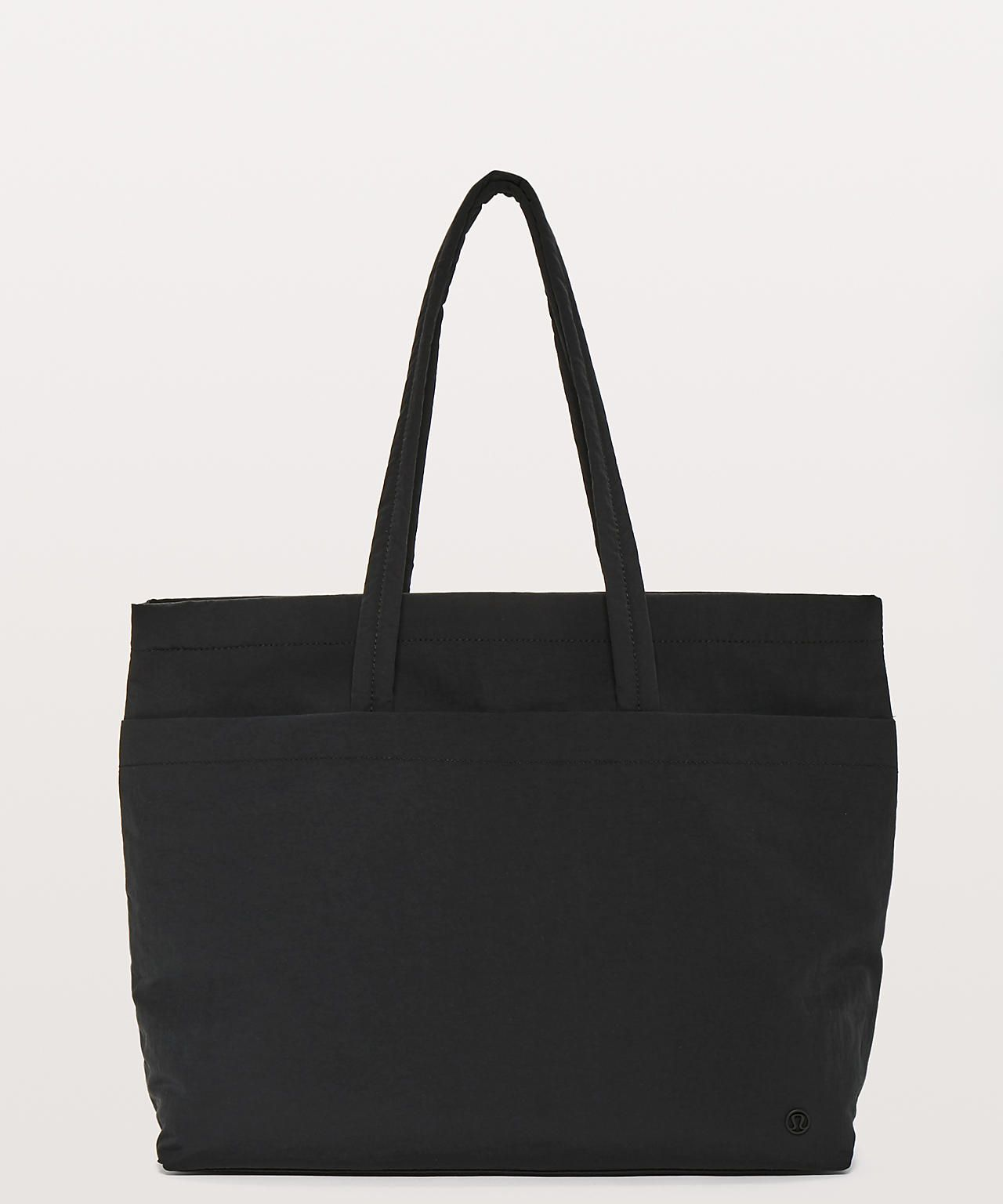 fc10b67bde Lululemon On My Level Tote *Large 15L | Wardrobe | Large tote, Bags ...