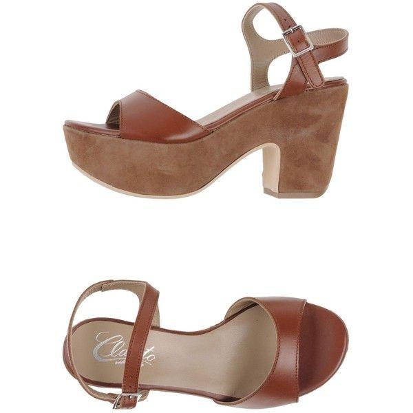 Best Prices Sale Online FOOTWEAR - Sandals Clanto Genuine Cheap Price m1spxQlL0