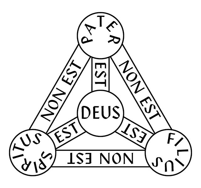 Anti Demonic Symbols Black Magic Witchcraft Power Of Three