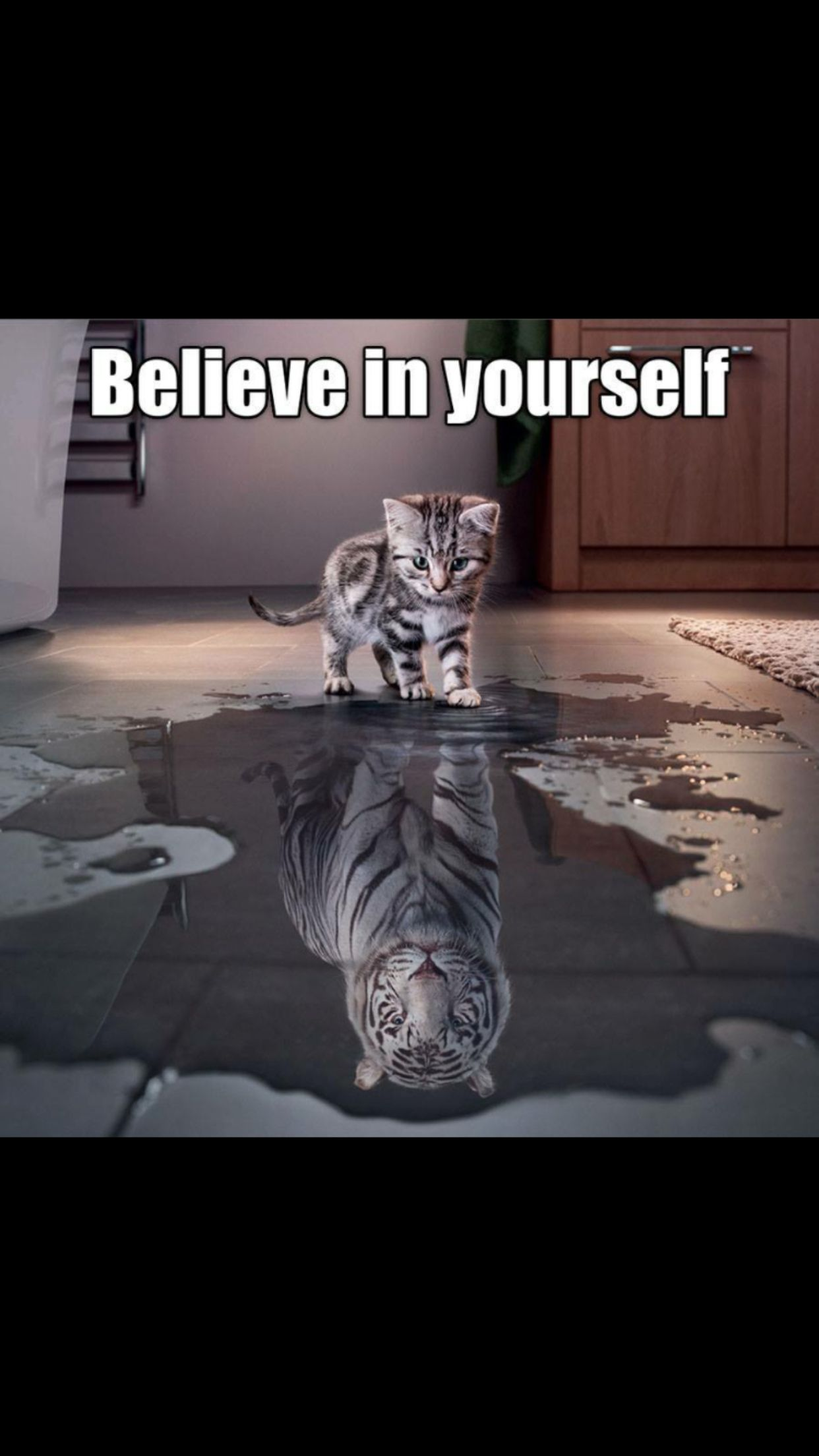 Believe In Yourself Wallpaper Directions Screenshot Go To Camera Make It You