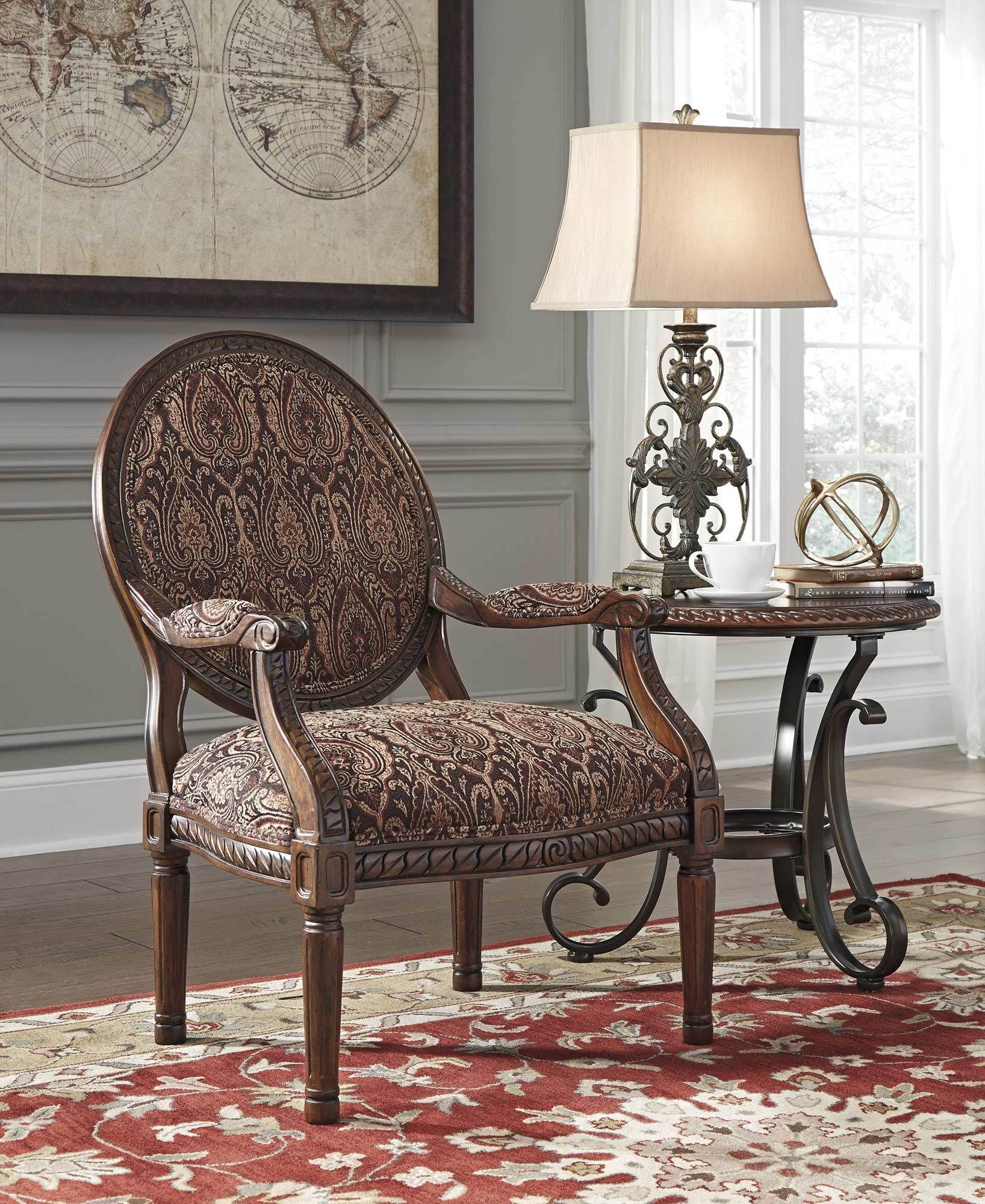 Vanceton Accent Chair in Brown   Ashley   Home Gallery Stores. Vanceton Accent Chair in Brown   Ashley   Home Gallery Stores