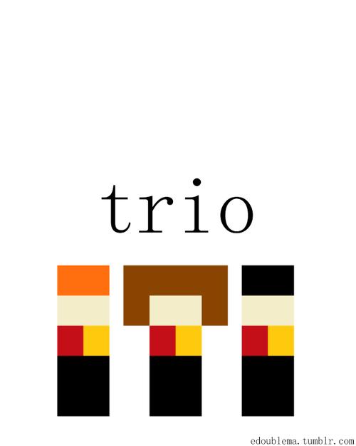 766a4e7926 trio Harry Potter Art