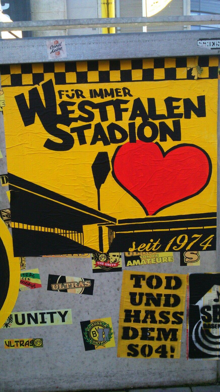 Westfalenstadion Du Schönheit Aus Dem Ruhrgebiet Borussia