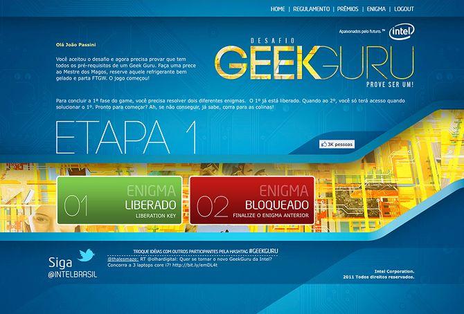 Geek Guru -  Redação: Mariane Costa * Arte: João Passini