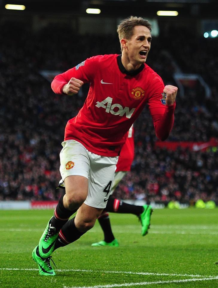 Manchester United  Adnan Januzaj
